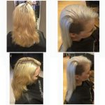 latest work from avant garde hairdressing in wellingborough long side shave