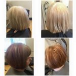 latest work from avant garde hairdressing in wellingborough bob