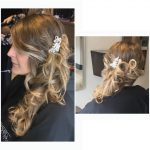 latest work from avant garde hairdressing in wellingborough long hair