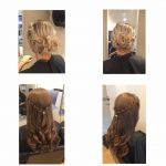Prom hair by Avant Garde hair dressers in Wellingborough, Northamptonshire